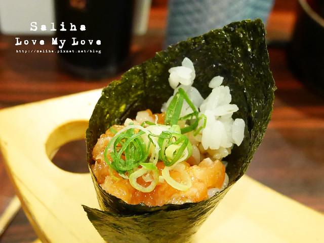 新莊美食鮭鮮人壽司日本料理 (1)