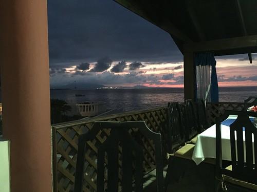 View to Puerto Plata / Blick auf Puerto Plata