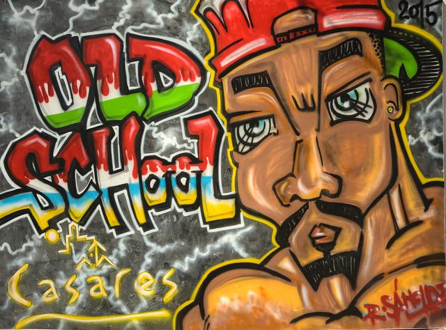 Casares Graffiti 3