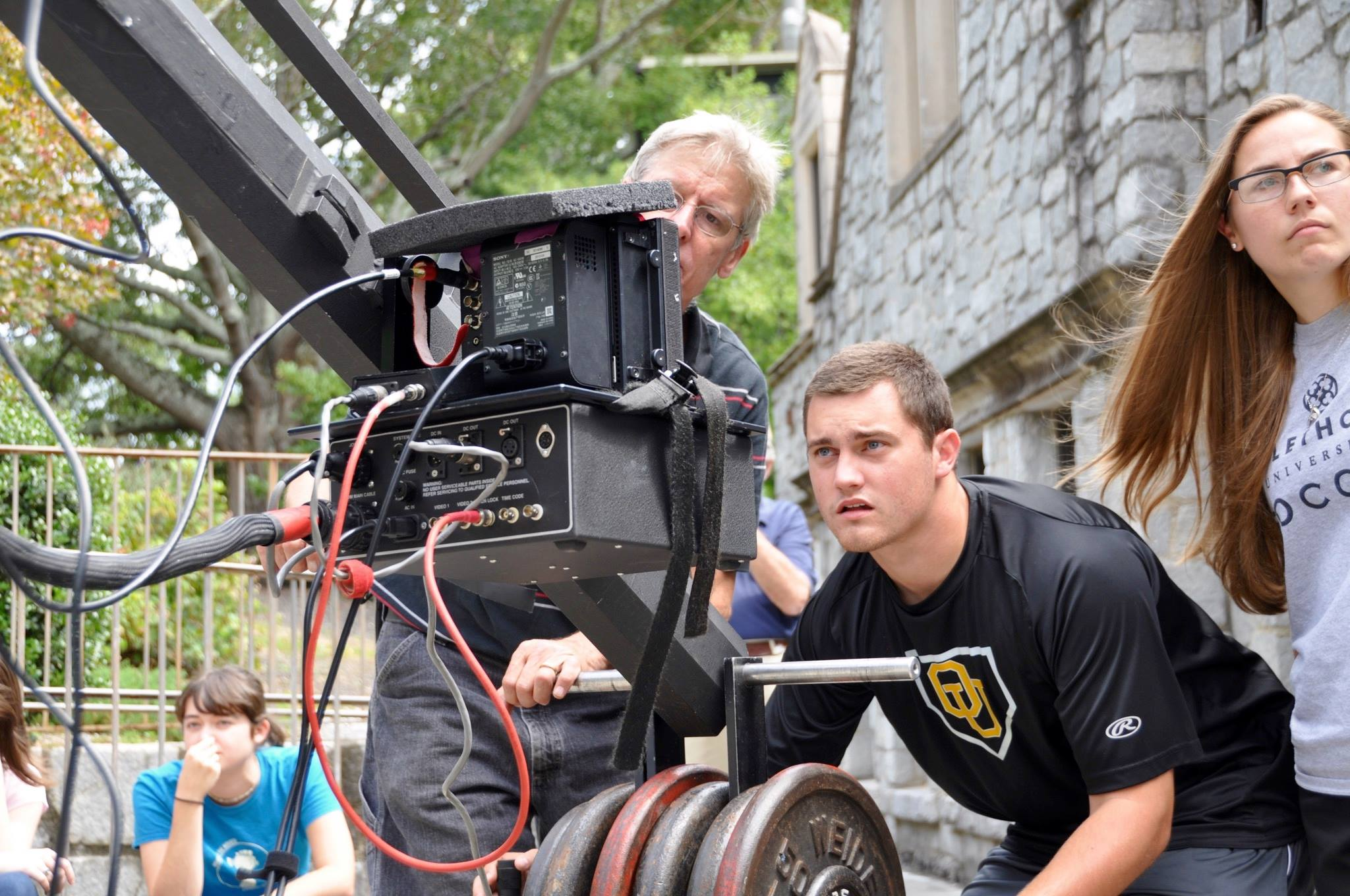 Advanced Cinematography Course   Fall 2015