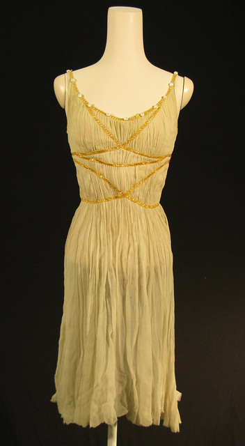 Dress worn by Lynn Seymour in Act III of Romeo and Juliet (1965) © ROH