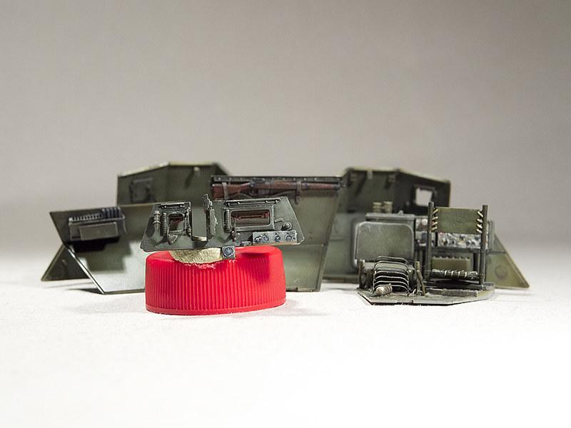 Projet Normandy : Dingo MK.III // Miniart // 1/35 21789649300_136668423a_c