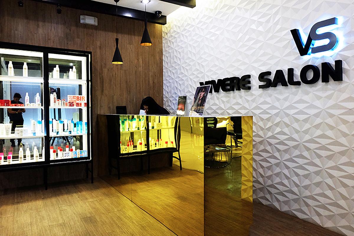 Trice Nagusara Vivere Salon