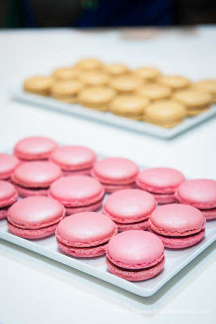 Macaroons from a class taught in Paris