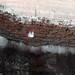 Avalancha en Marte