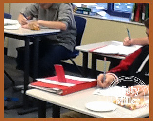 Using Food in Math Class