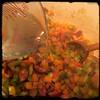 #Homemade #Seafood #Gumbo #CucinaDelloZio - add 1 c water