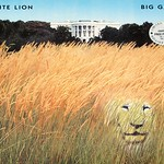 "WHITE LION BIG GAME 12"" LP VINYL"