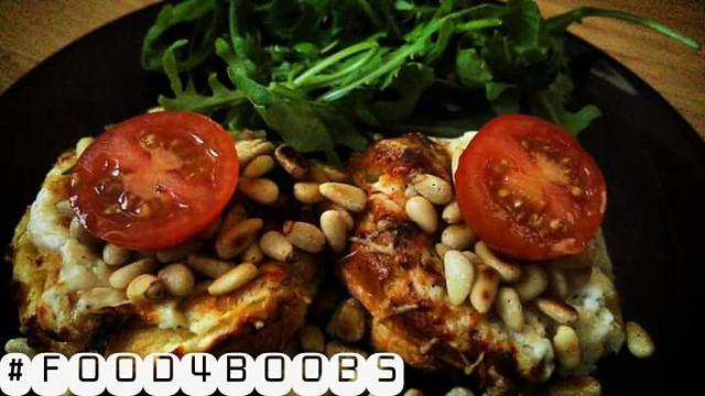 #food4boobs
