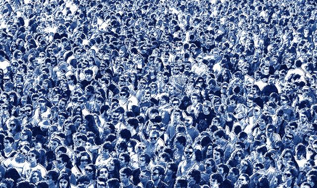 Vozes da multidão