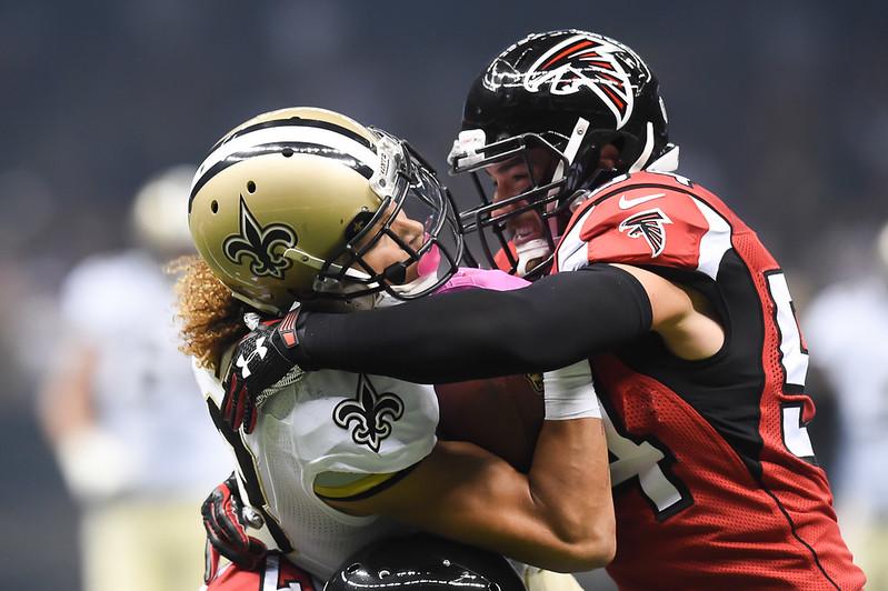 Saints-Falcons 2015