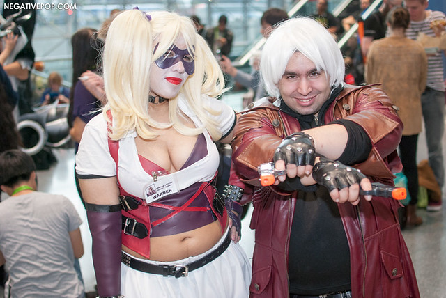 2015 New York Comic Con Day 2