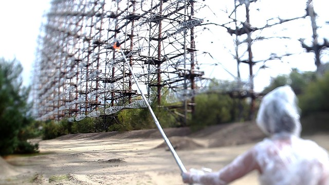 Photo of The Russian Woodpecker