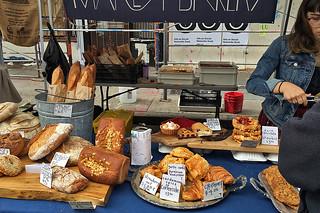 Mission Farmer's Market - Marla Bakery