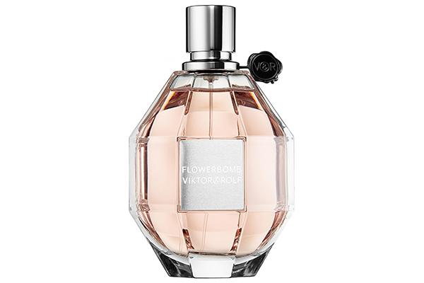 Viktor & Rolf Flowerbomb Sephora Best Selling Perfumes 2015