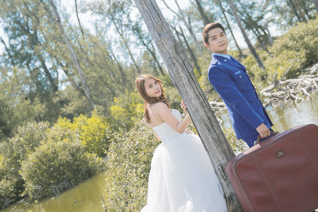 [風格婚紗]Leon & Fei Wedding-自助婚紗