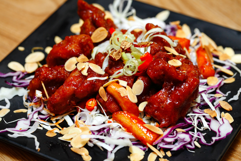Korean-Spicy-Chicken