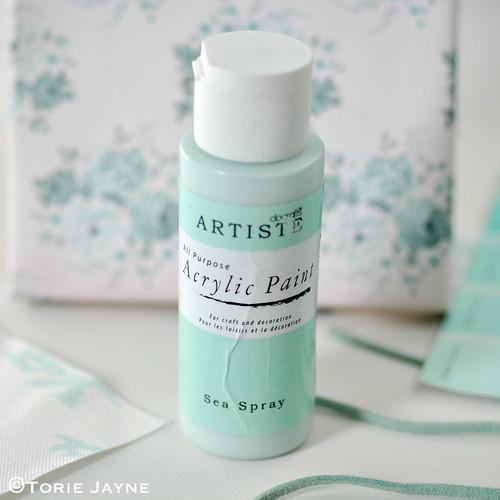 Sea Spray Acrylic Paint