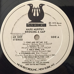 MARK MURPHY:BRIDGING A GAP(LABEL SIDE-A)