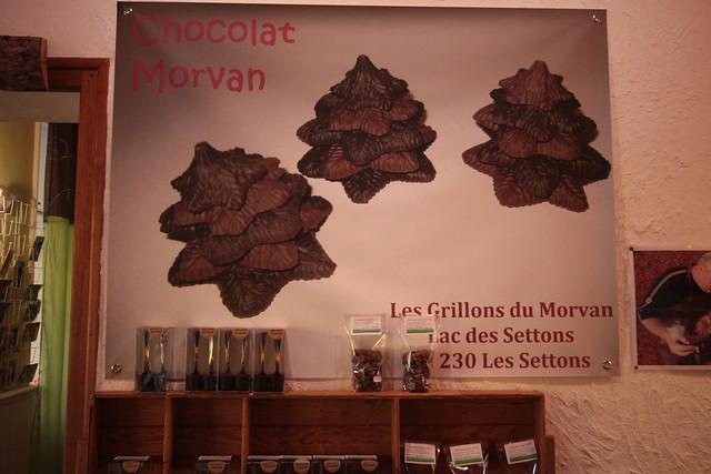Fréderic Gomez, Chocolatier...