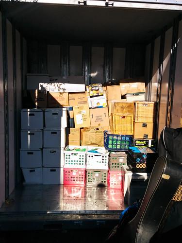 3 Still unpacking the Upack Relocube
