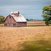 The Old Red Barn by Michael Guttman