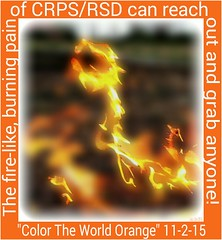 Color The World Orange Day (Nov 2, 2015)