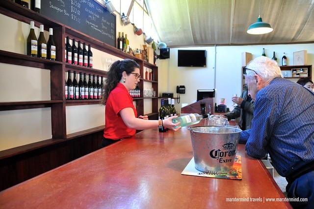 Wine Tasting at Pig & Whistle Mornington Peninsula