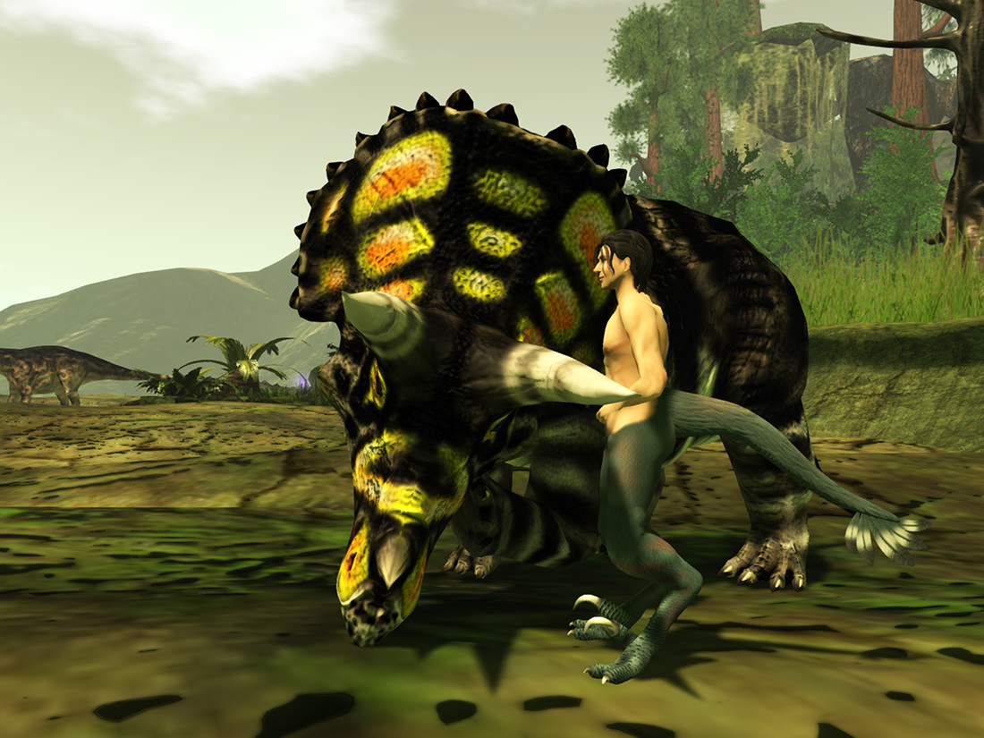Avatar Bizarre Velociraptor Legs