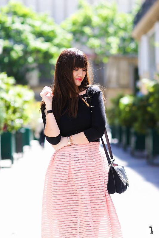 Nikita, street style