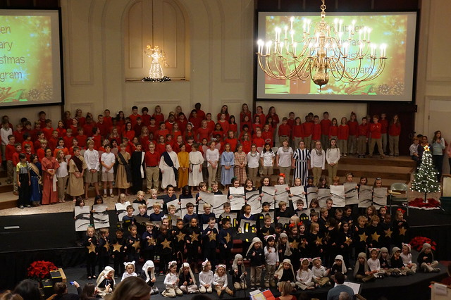 Lower School Christmas Program 2015