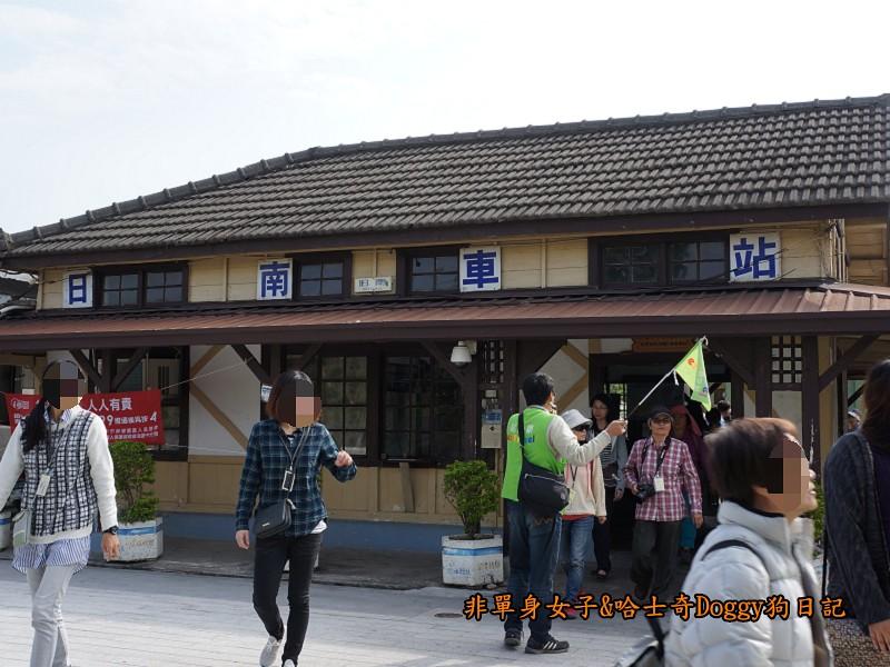 台鐵郵輪日南車站&高雄紅毛港10