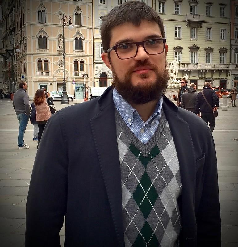 Federico Buttò (Possibile)