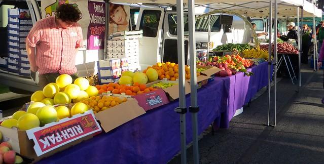vendors get ready