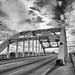 Edmund Pettus Bridge, Selma, Alabama by dicksoto