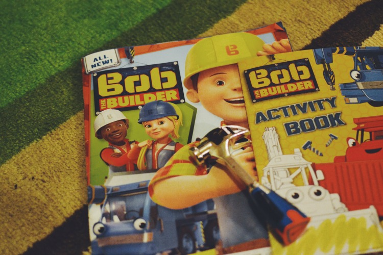 bob the builder magazine