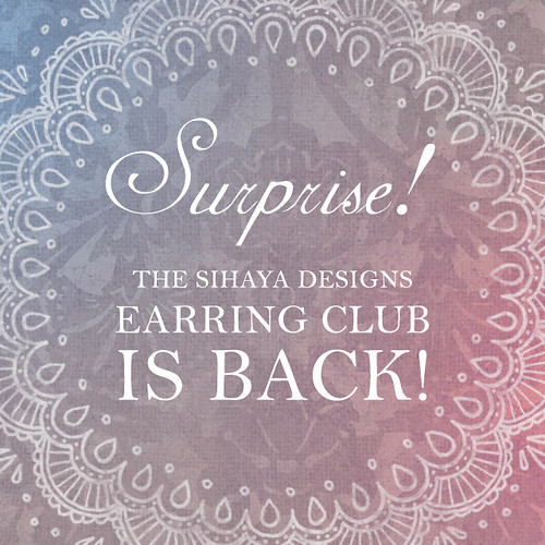 Sihaya Designs Earring Club