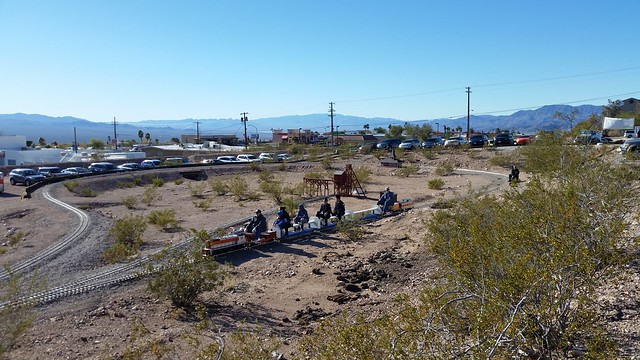 Nevada Southern Live Steamers