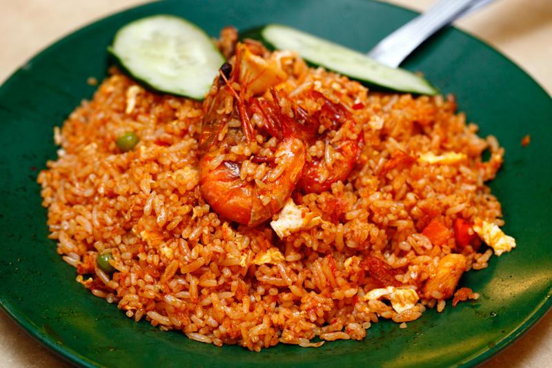 Mie Cord Nasi Goreng Seafood