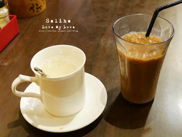 台北東區港式料理推薦上海灘港式茶餐廳 (1)
