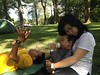Kudanil terbang eps. Piknik Keluarga