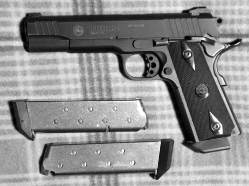 Taurus 1911 Combat and Competition .45 ACP