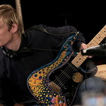 Thu, 29/09/2016 - 2:12pm - Kula Shaker Live in Studio A, 9.29.2016 Photographer: Sarah Burns