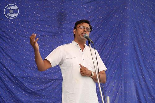 Devotional song by Balbir Singh Bali from Mohan Garden, Delhi