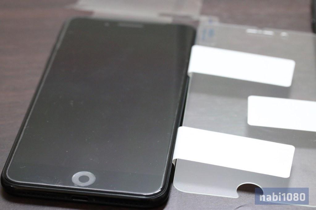 Anker ガラスフィルム iPhone 7 Plus10