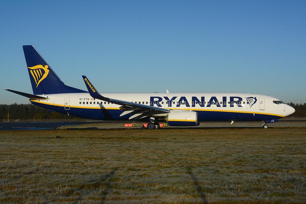 EI-FTG - B738 - Ryanair