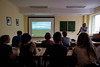 During theoretical part of the school: lectures and laboratory works