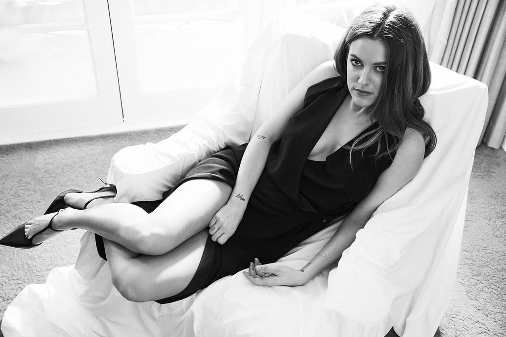 Райли Кио — Фотосессия для «The Hollywood Reporter» 2016 – 3