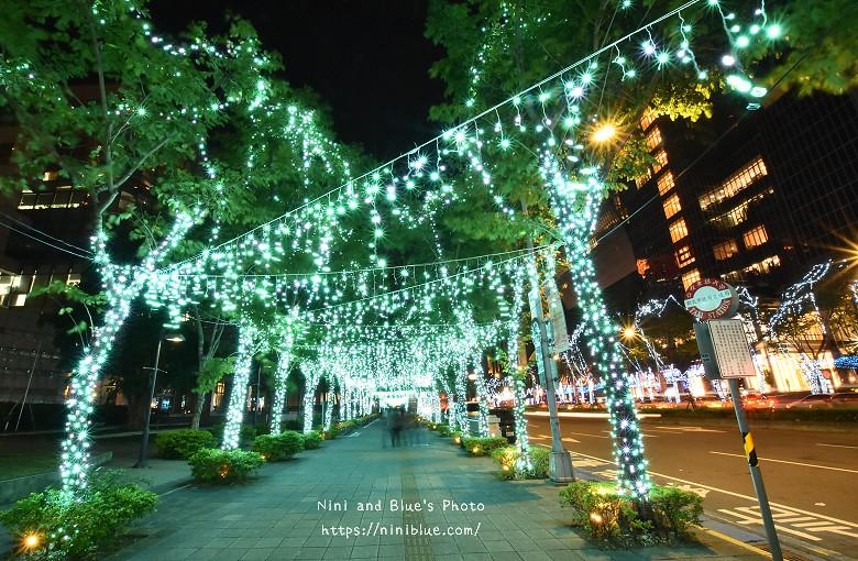 2016新北市耶誕城板橋車站景點38