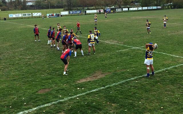 U16 vs Prato Sesto